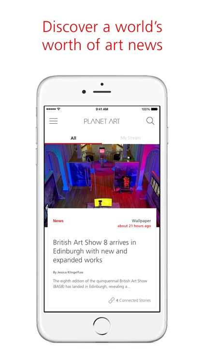 Planet Art - Your source for contemporary art news