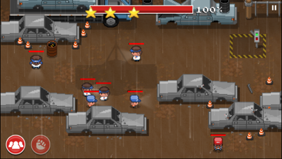 Defend Your Turf: Arcade Street Fight screenshot three
