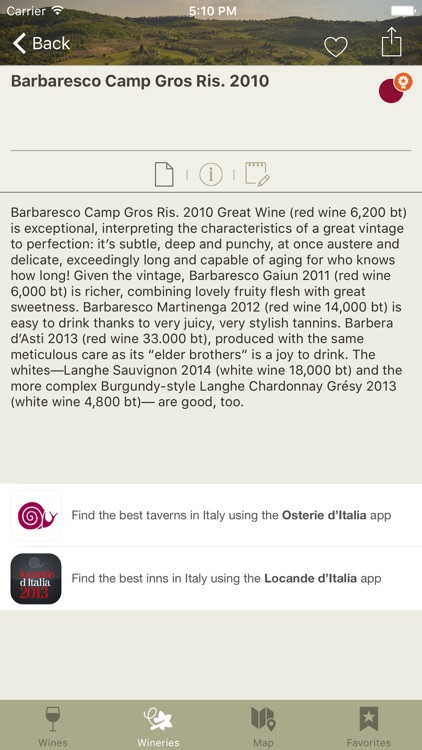Slow Wine 2016 - The Wine Guide by Slow Food screenshot-4