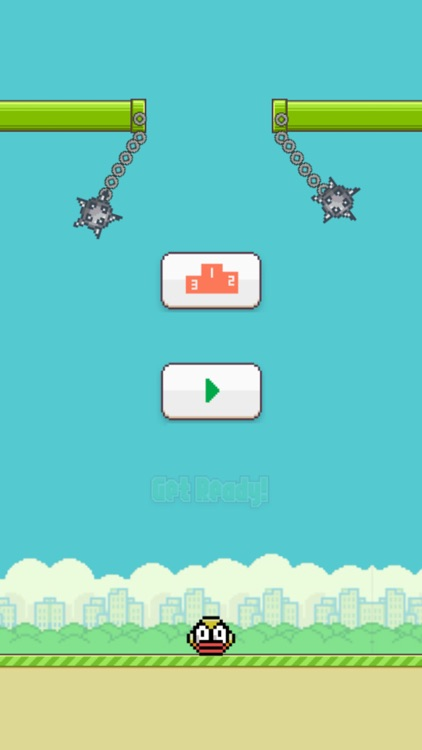 Hardest Flappy Ever Returns- The Classic Wings Original Bird Is Back In New Style screenshot-3