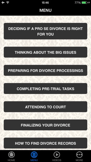 Do it yourself diy divorce best way to save money be simplified do it yourself diy divorce best way to save money be simplified and avoid mistakes on the app store solutioingenieria Choice Image