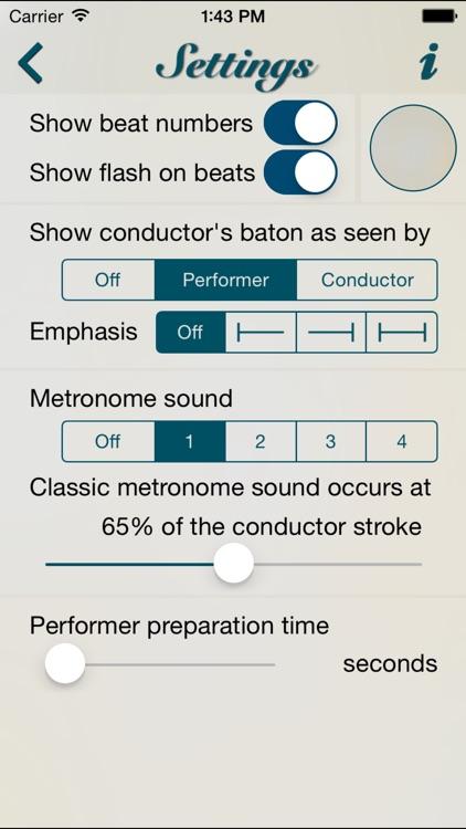 TempoWorks Metronome screenshot-4