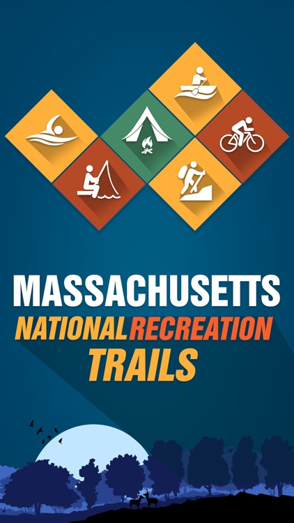 Massachusetts Recreation Trails