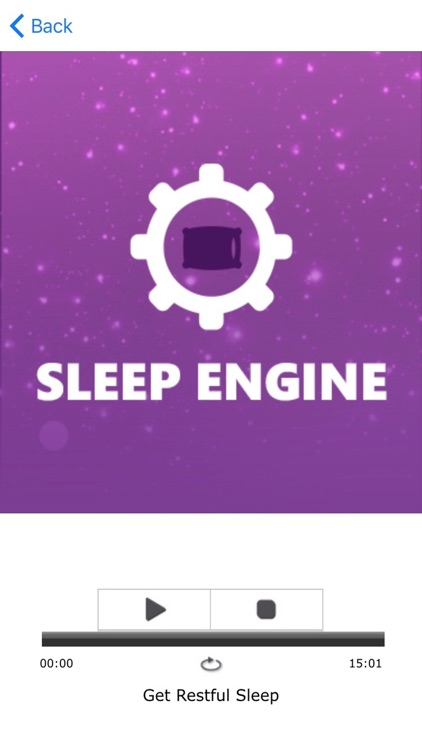Sleep Engine Pillow Hypnosis Pro