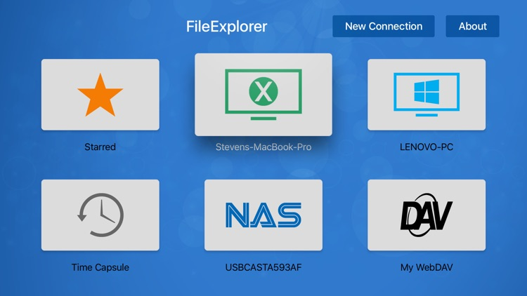 FileExplorer Free for TV