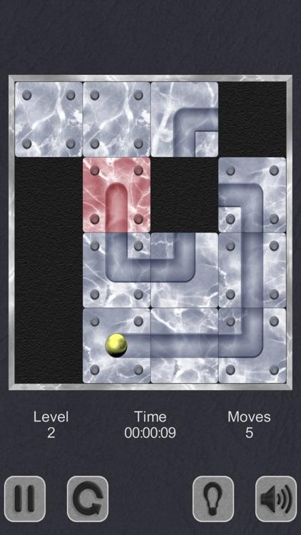 Roll the Ball through the maze