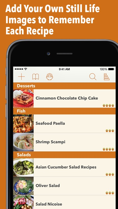 download Recipe Gallery apps 0