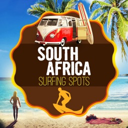 South Africa Surfing Spots