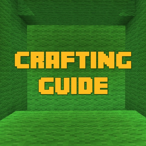 Crafting Guide for Minecraft PE Game