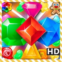 Jewel Sweet Crush : Match-3 Puzzle Game