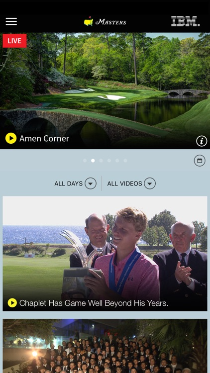 The Masters Tournament screenshot-4
