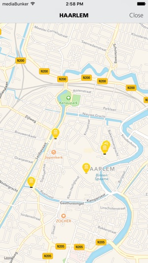 Haarlem City Guide on the App Store