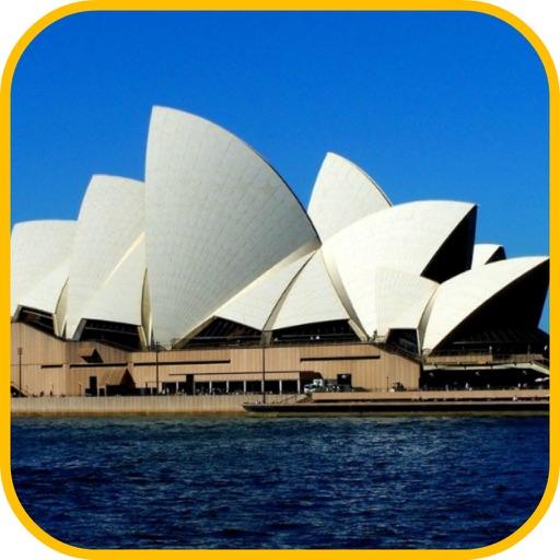 Australia Hotels & Maps