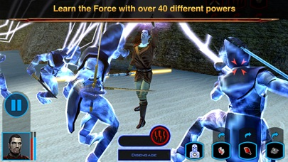 Screenshot #10 for Star Wars®: Knights of the Old Republic™