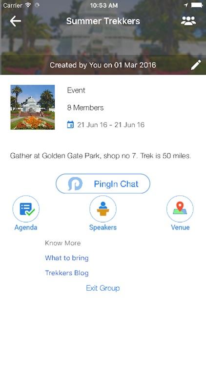 PingIn screenshot-3