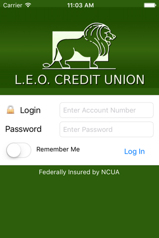 LEO CU Mobile Teller screenshot 1