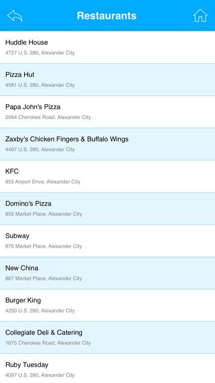 Great App for Captain D's Restaurants screenshot-4