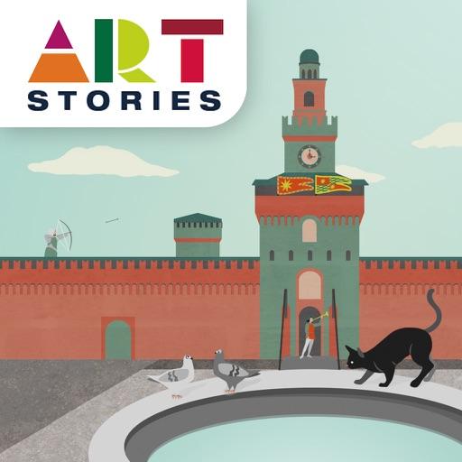 Art Stories Milan – The Sforza Castle