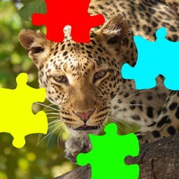 Safari Animals Jigsaw Puzzles