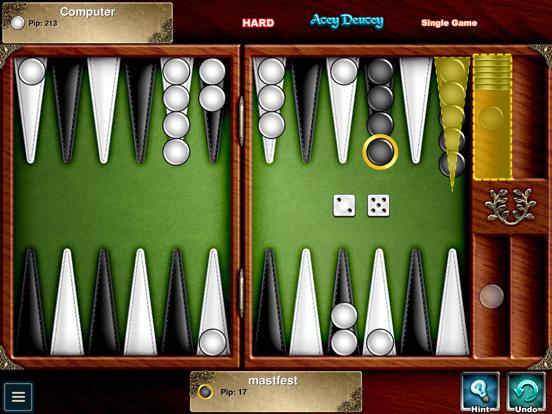 Backgammon Premium Скриншоты7