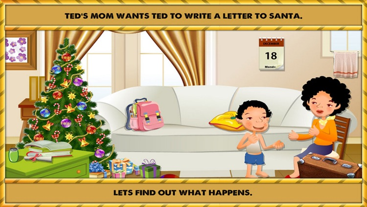 Christmas Tale Letter to Santa
