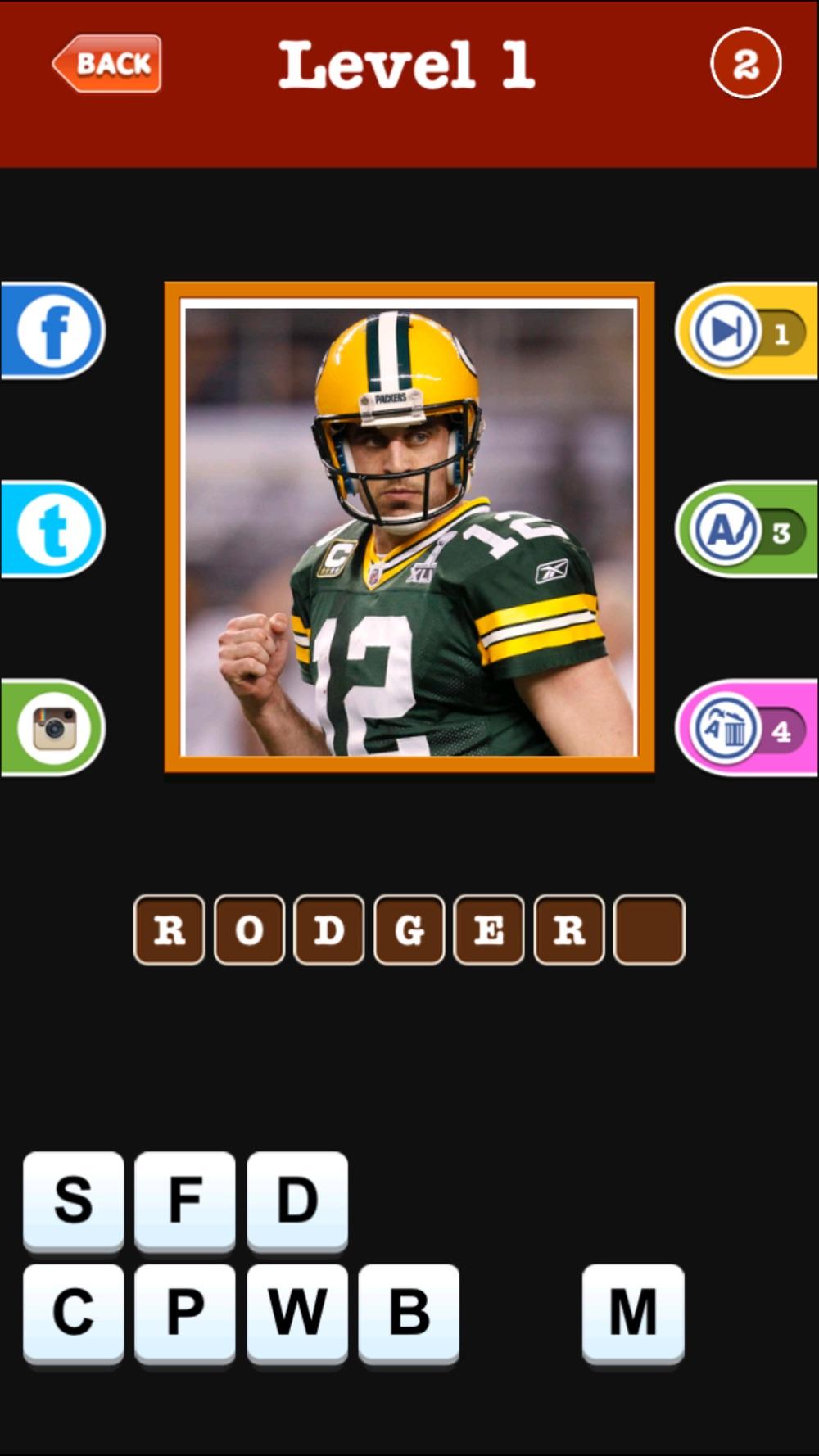 American Football Super Stars Picture Quiz - 2015-16 Season Edition hack tool