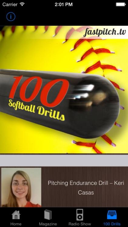 Softball Drills screenshot-4
