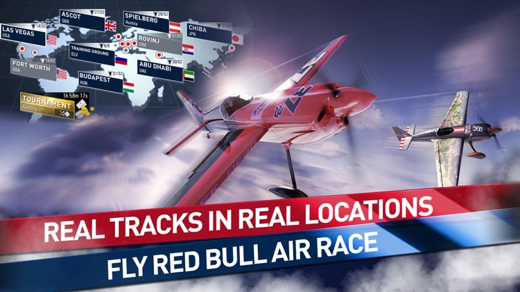 Red Bull Air Race The Game screenshot-2