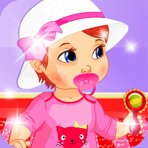 Mommy Baby Dress Up Room Design Painting: Game for kids toddlers and ...