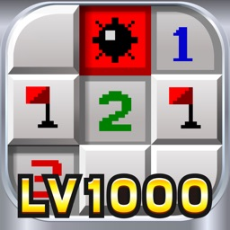 Ultimate MineSweeper - LV 1000 -