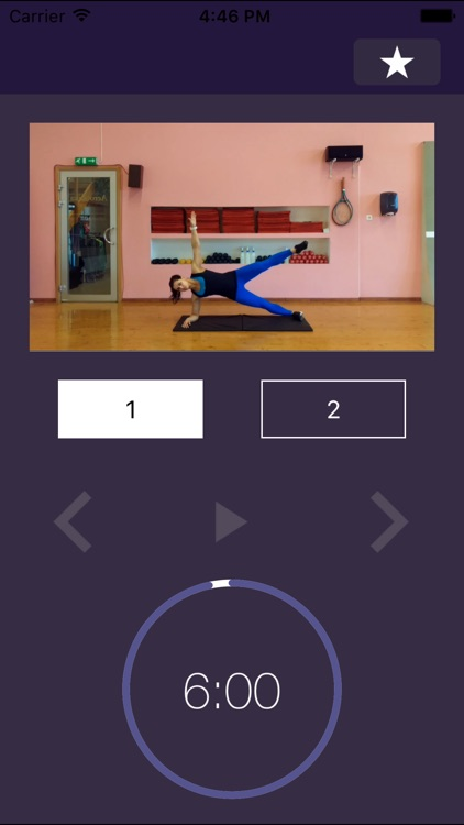 Plank Exercise Challenge – Full Workout Package to Get Strong Upper Body – Abdominal and Chest Exercises screenshot-0