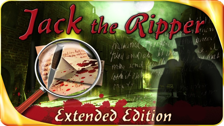 Jack the Ripper : Letters from Hell - Extended Edition – A Hidden Object Adventure screenshot-0