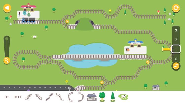 Dumb Ways JR Loopy's Train Set screenshot-4