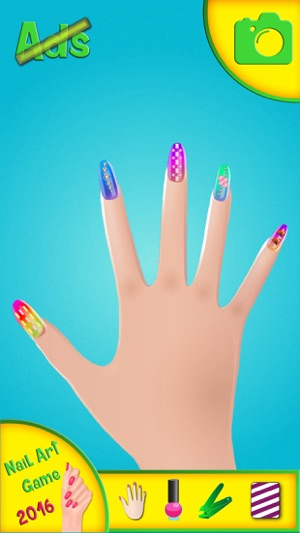 Nail Art Game 2016 – Learn How to Do Your Nails in a Fancy Beauty ...