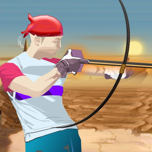 Arrow Sahara Legends - Archery Shooting Tournament icon