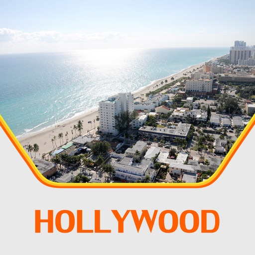 Hollywood Tourism Guide icon