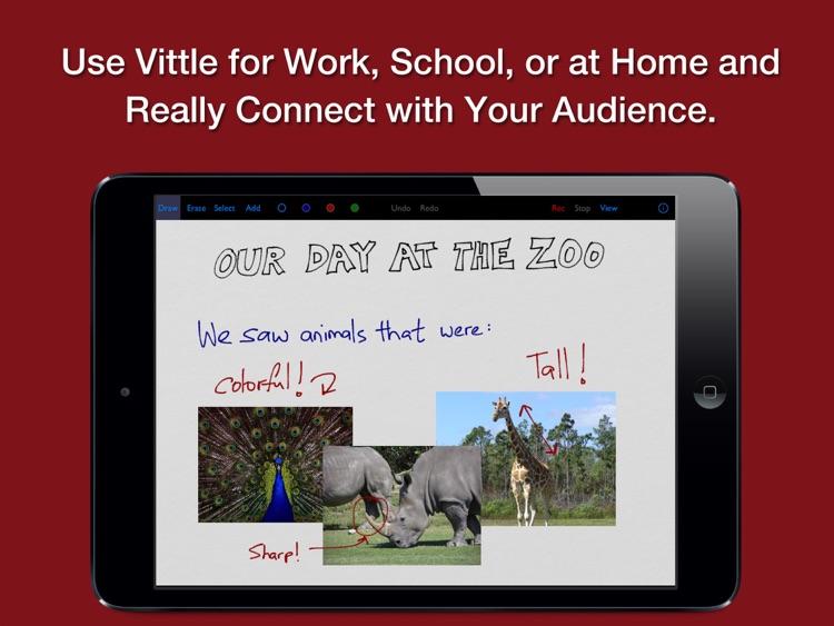 Vittle: Screencast Recorder screenshot-4