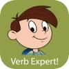 Verb Expert!  Skill Building Practice for Past, Present, Future & Present Progressive Tense - iPadアプリ