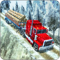 Off-road Snow Truck Transporter 3D – An Euro trailer simulation game