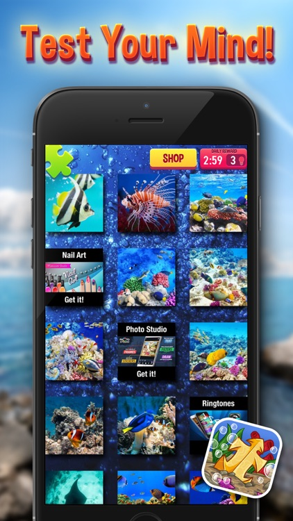 Best Sea World Puzzle Pack – Fun Educational Board Game for Kids of All Ages screenshot-4