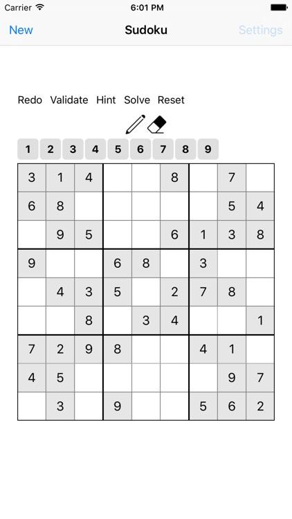 Sudoku Puzzle Classic