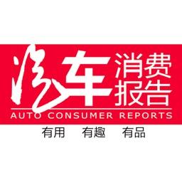 汽车消费报告