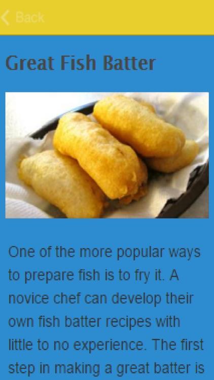 Fish Fillet Recipes