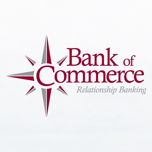 Bank of Commerce Mobile Banking for iPad