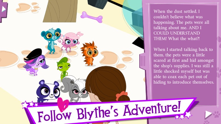 Littlest Pet Shop: Pet Style screenshot-3