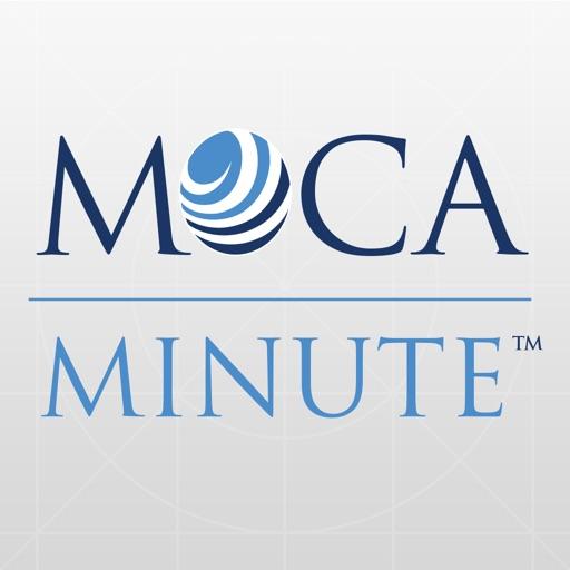 MOCA Minute iOS App