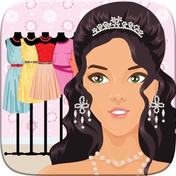Dress Up Celebrity Fashion Party Game For Girls - Fun Beauty Salon With Teen Cute Girl Makeover Games