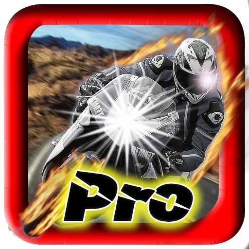 Radiation Fire Bike Pro - Furious One Touch Motorcycle Racing
