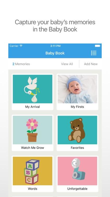 WebMD Baby screenshot-3