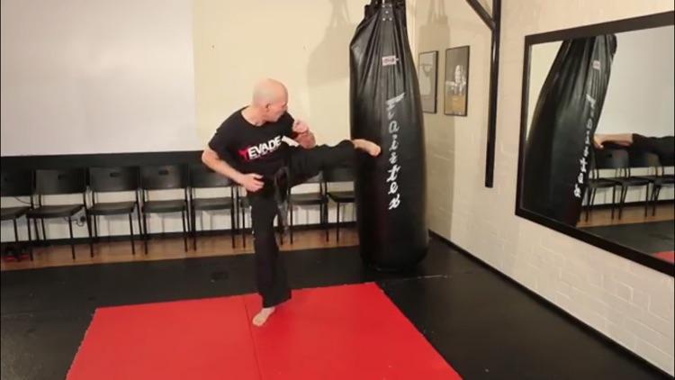 Kickboxing Training screenshot-4